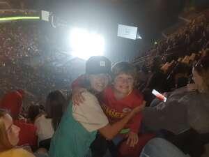 Steven attended Alabama's 50th Anniversary Tour on Sep 16th 2021 via VetTix