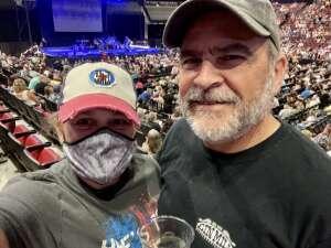 Tom D attended Alabama's 50th Anniversary Tour on Sep 16th 2021 via VetTix
