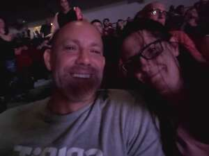 Krysty  attended Alabama's 50th Anniversary Tour on Sep 16th 2021 via VetTix