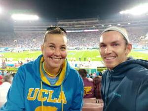 Ryan attended UCLA vs. Fresno State on Sep 18th 2021 via VetTix