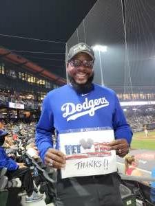 Click To Read More Feedback from Las Vegas Aviators vs. Oklahoma City Dodgers - MiLB