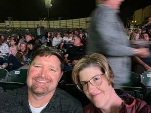 D and N attended Lady a What a Song Can Do Tour 2021 on Sep 23rd 2021 via VetTix