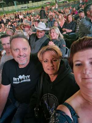 Tracy attended Lady a What a Song Can Do Tour 2021 on Sep 23rd 2021 via VetTix