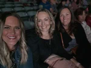 Zach Norris  attended Lady a What a Song Can Do Tour 2021 on Sep 23rd 2021 via VetTix