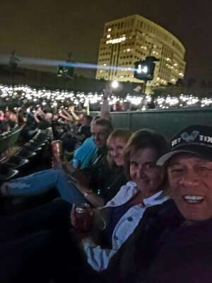 Bibiano  attended Lady a What a Song Can Do Tour 2021 on Sep 23rd 2021 via VetTix