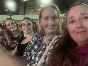 Lisa attended Lady a What a Song Can Do Tour 2021 on Sep 23rd 2021 via VetTix