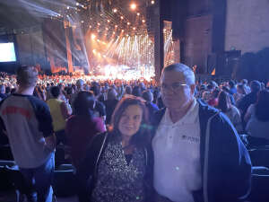 Dave Kiefer attended Lady a What a Song Can Do Tour 2021 on Sep 23rd 2021 via VetTix