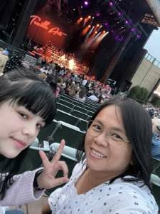 Young P attended Lady a What a Song Can Do Tour 2021 on Sep 23rd 2021 via VetTix