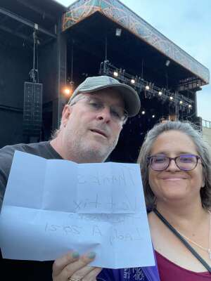 Cooks attended Lady a What a Song Can Do Tour 2021 on Sep 23rd 2021 via VetTix