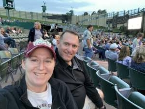 JB attended Lady a What a Song Can Do Tour 2021 on Sep 23rd 2021 via VetTix