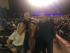 Richard attended Lady a What a Song Can Do Tour 2021 on Sep 23rd 2021 via VetTix