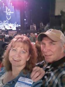Frank G. attended Lady a What a Song Can Do Tour 2021 on Sep 23rd 2021 via VetTix