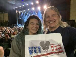 Daniel attended Lady a What a Song Can Do Tour 2021 on Sep 23rd 2021 via VetTix