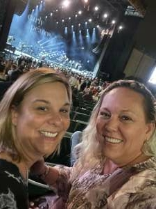 Geana attended Lady a What a Song Can Do Tour 2021 on Sep 23rd 2021 via VetTix
