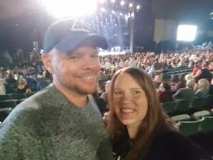 Levi attended Lady a What a Song Can Do Tour 2021 on Sep 23rd 2021 via VetTix