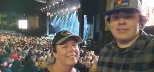 Jen attended Lady a What a Song Can Do Tour 2021 on Sep 23rd 2021 via VetTix