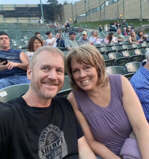 Kyle attended Lady a What a Song Can Do Tour 2021 on Sep 23rd 2021 via VetTix