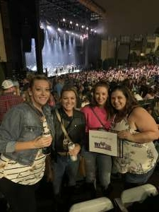 Jenn attended Lady a What a Song Can Do Tour 2021 on Sep 23rd 2021 via VetTix