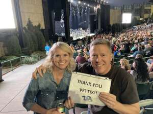 Jeff attended Lady a What a Song Can Do Tour 2021 on Sep 23rd 2021 via VetTix