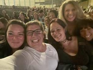 Melissa R  attended Lady a What a Song Can Do Tour 2021 on Sep 23rd 2021 via VetTix