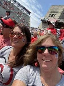 Scott Swearingen attended Ohio State Buckeyes vs. Oregon Ducks - NCAA Football on Sep 11th 2021 via VetTix