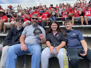 BillG attended Ohio State Buckeyes vs. Oregon Ducks - NCAA Football on Sep 11th 2021 via VetTix