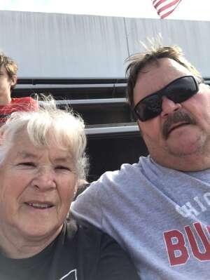 William attended Ohio State Buckeyes vs. Oregon Ducks - NCAA Football on Sep 11th 2021 via VetTix