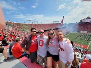 Brian attended Ohio State Buckeyes vs. Oregon Ducks - NCAA Football on Sep 11th 2021 via VetTix
