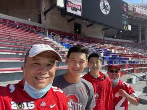 O C attended Ohio State Buckeyes vs. Oregon Ducks - NCAA Football on Sep 11th 2021 via VetTix