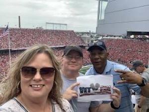 Earl Thomas attended Ohio State Buckeyes vs. Oregon Ducks - NCAA Football on Sep 11th 2021 via VetTix