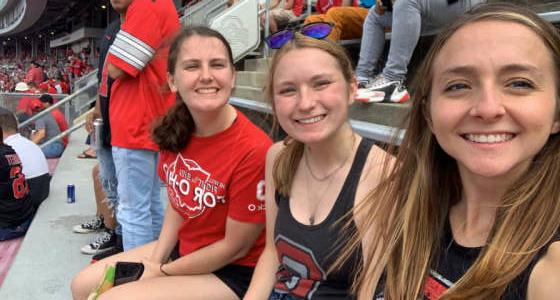 Lindsey  attended Ohio State Buckeyes vs. Oregon Ducks - NCAA Football on Sep 11th 2021 via VetTix