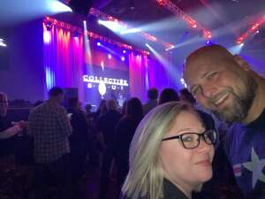 David attended Collective Soul on Sep 23rd 2021 via VetTix