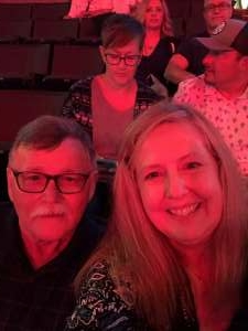 Pamela attended An Evening With Michael Buble in Concert on Sep 13th 2021 via VetTix