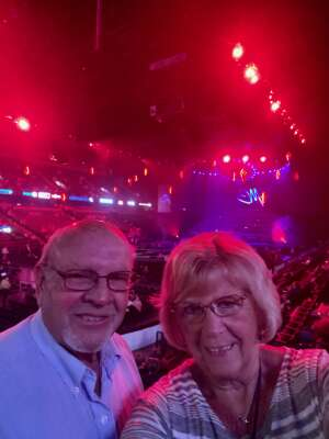 Jason A attended An Evening With Michael Buble in Concert on Sep 13th 2021 via VetTix
