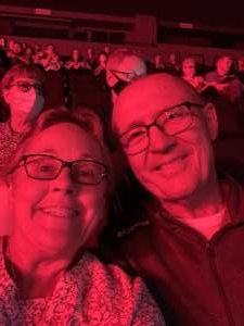 Bruce Rowland attended An Evening With Michael Buble in Concert on Sep 13th 2021 via VetTix