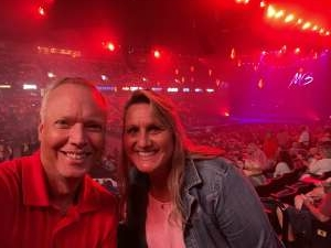 Jeff attended An Evening With Michael Buble in Concert on Sep 13th 2021 via VetTix