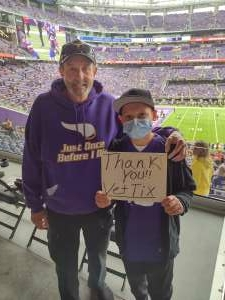 Click To Read More Feedback from Minnesota Vikings vs. Cleveland Browns - NFL - Presented by Cross Country Mortgage