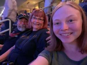 Mitch attended Blake Shelton: Friends & Heroes 2021 on Sep 18th 2021 via VetTix