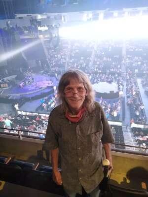 Kenny attended Blake Shelton: Friends & Heroes 2021 on Sep 18th 2021 via VetTix
