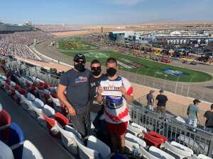 Click To Read More Feedback from 2021 South Point 400 - NASCAR Cup Series