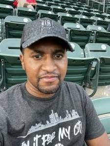 HB attended Detroit Tigers vs. White Sox at Tigers - MLB on Sep 21st 2021 via VetTix