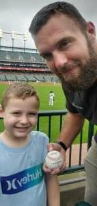 Michael attended Detroit Tigers vs. White Sox at Tigers - MLB on Sep 21st 2021 via VetTix
