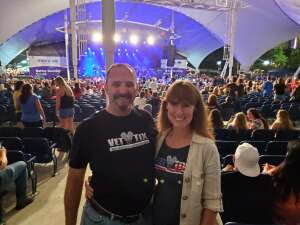 Dennis B attended Brett Young: the Weekends Tour on Sep 16th 2021 via VetTix