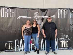 Garry Petty attended Eric Church: the Gather Again Tour on Sep 17th 2021 via VetTix