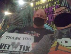 Click To Read More Feedback from Netherworld Haunted House