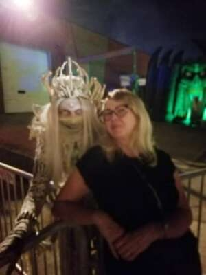 Susan attended Netherworld Haunted House on Sep 24th 2021 via VetTix