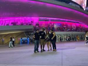 Nic attended Iheartradio Music Festival - Cheap Trick, Darius Rucker, Dua Lipa, J. Cole, Nelly,weezer. Performances by Florida Georgia Line, Walker Hayes, Finneas on Sep 17th 2021 via VetTix