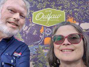 David attended Outlaw Music Festival on Sep 19th 2021 via VetTix