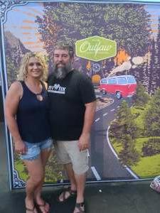 Scott H attended Outlaw Music Festival on Sep 19th 2021 via VetTix