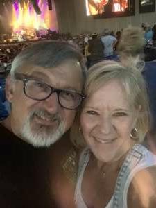 John attended Outlaw Music Festival on Sep 19th 2021 via VetTix